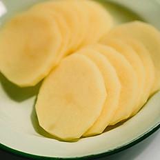 Sliced Potato / 土豆片 / Pomme de terre / ジャガイモ / 감자