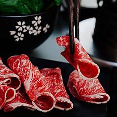 Supreme Beef / 牛肉卷 / Bœuf tranche / 牛肉薄切り肉 / 소고기