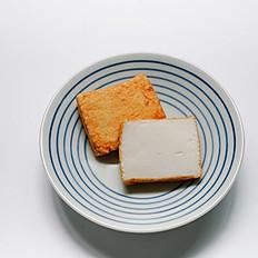 Fish Tofu / 鱼豆腐 / Tofu de Poisson / 魚肉豆腐 / 연어두부