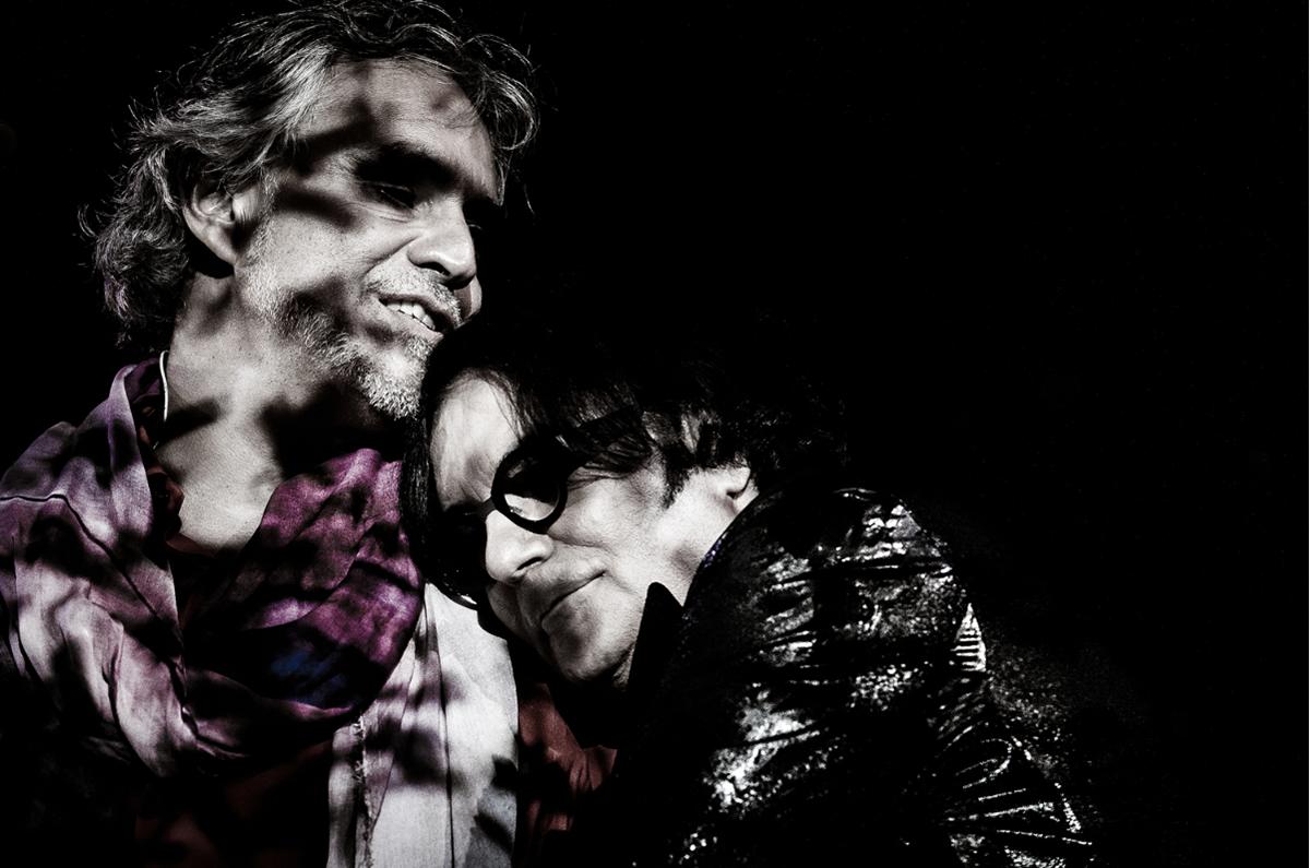 Andrea Bocelli & Renato Zero - Volterra, IT