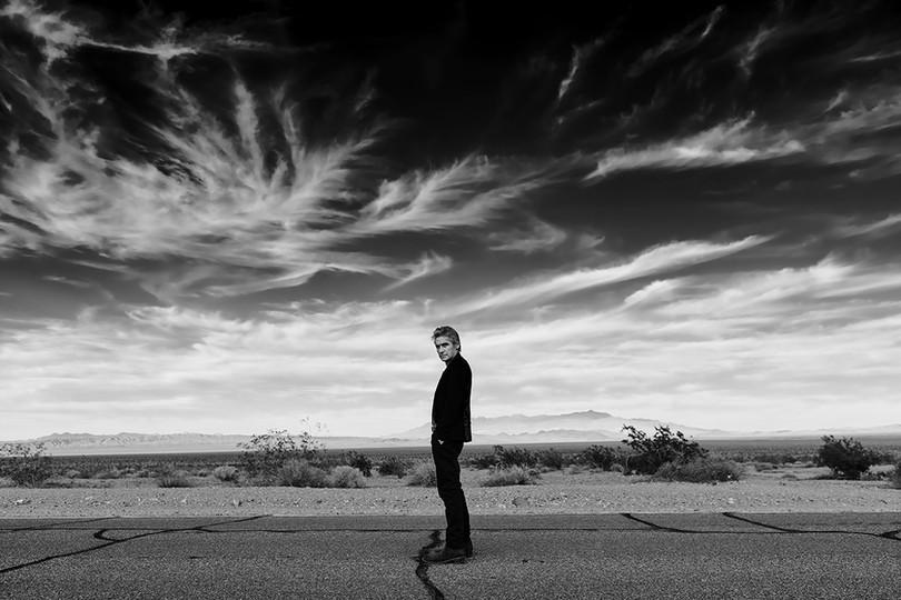 Luciano Ligabue - Death Valley, CA