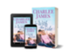 Cover of In With The Tide by Charlee James