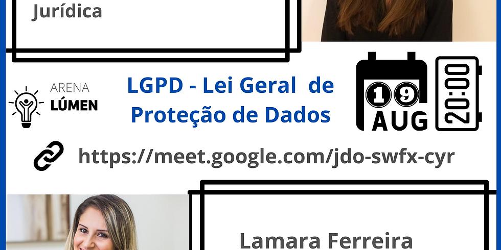 Arena Lúmen LGPD