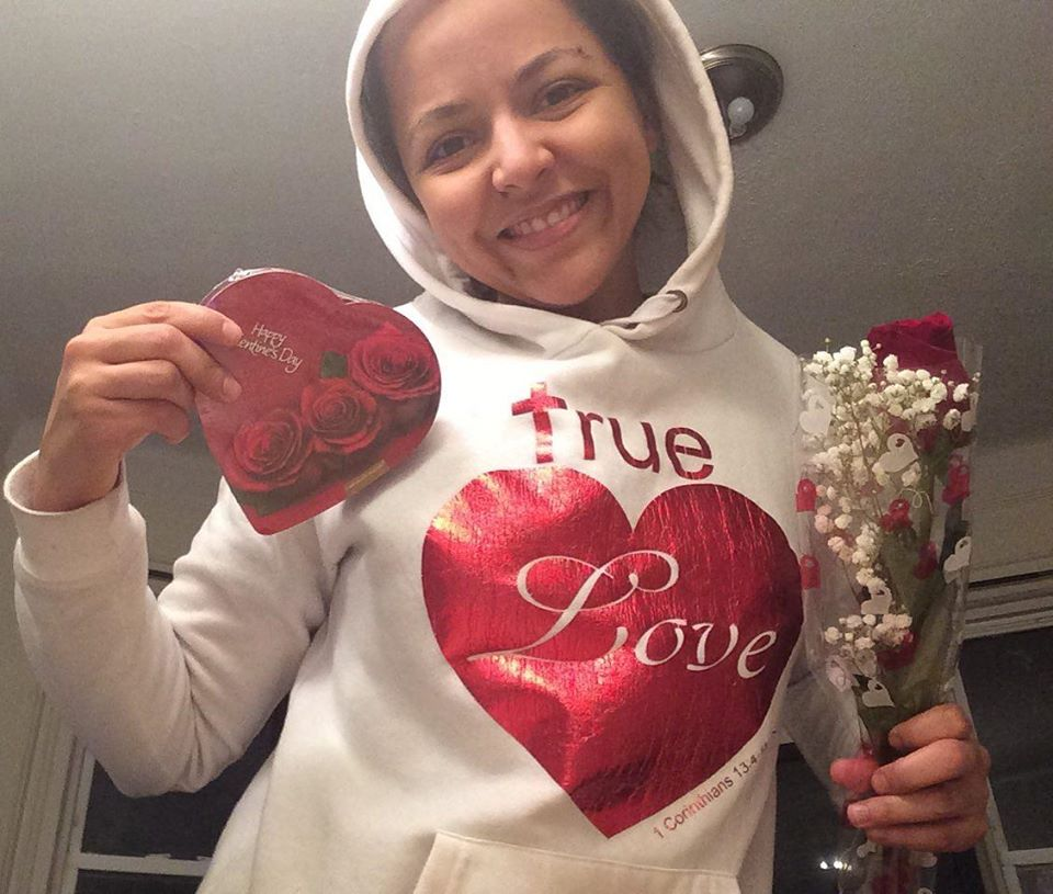 Nadia Torres Valentines Day