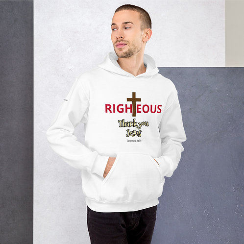 Righteous Unisex Hoodie