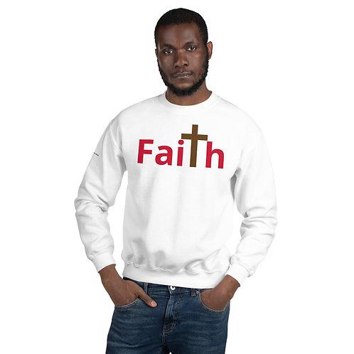 Faith Unisex Sweatshirt