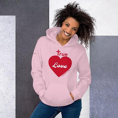 True Love Unisex Hoodie