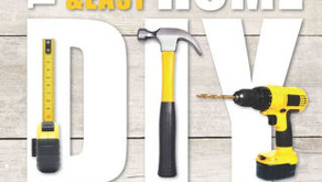 'The Quick & Easy Home DIY Manual' is on sale!