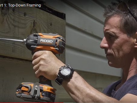 Video: Deck Framing with Mark Clement