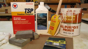 Learn to Paint Over Polyurethane