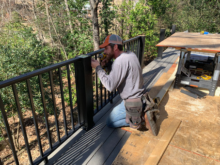 Coming soon: Install a Radiance Deck Rail from Timbertech