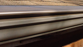 Covered Gutters from the Pros