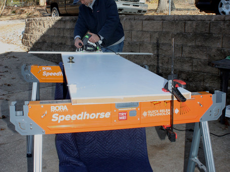 Video: Review of the Speedhorse from Bora Portamate