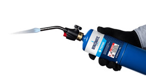 Which hand-torch works best for the job?