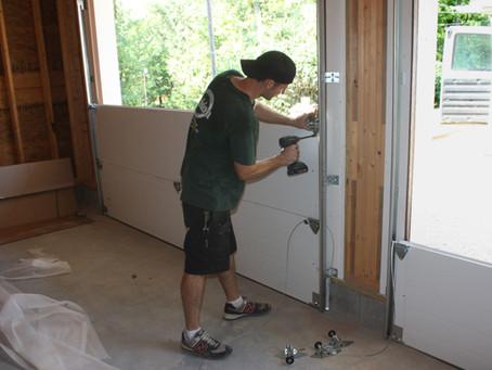 Garage Door Installation, Step-by-Step