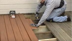 Video: Installing Composite Decking