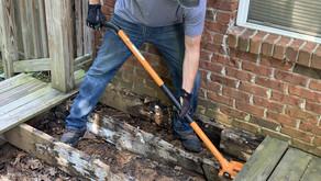Video Spotlight: Deck Demolition Tools