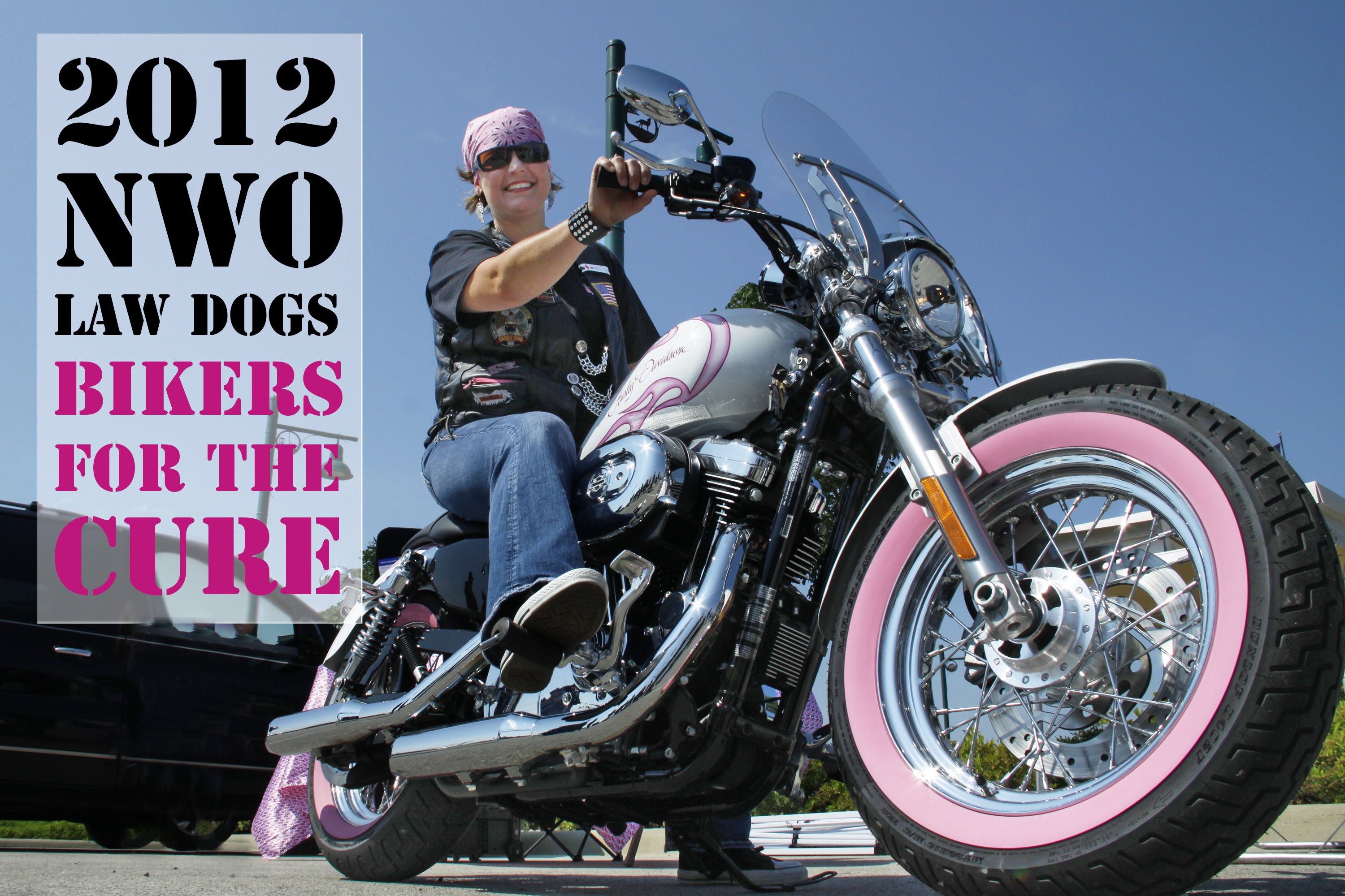 Bikers for the Cure