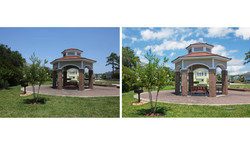 GAZEBO Before and After