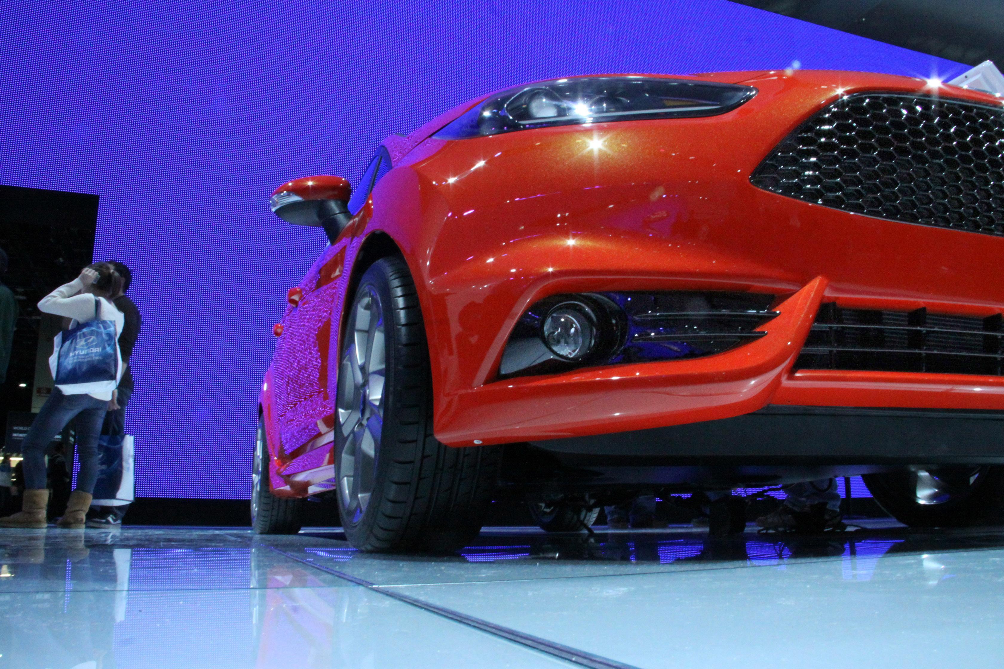 Detroit Car Show