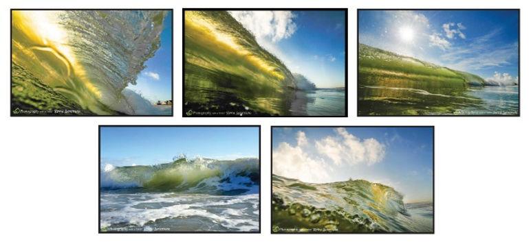 Wave Card Set