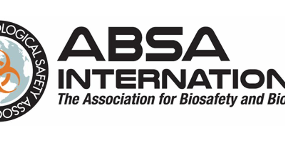 1st Biosecurity Virtual Symposium