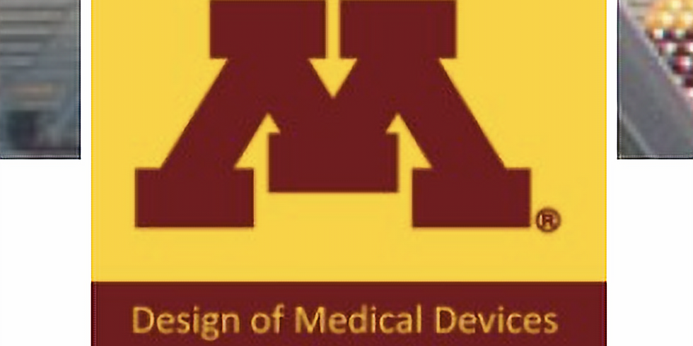 Design of Medical Device Conference - 2021