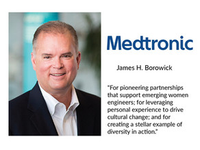 James H. Borowick: Leading social change in science and engineering