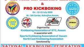 3rd North East Kickboxing Championship