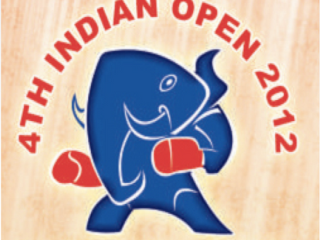 4th INDIAN OPEN NATIONAL KICKBOXING CHAMPIONSHIP-2012, DELHI