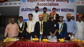 IAKO Rajasthan Executive Body Meeting