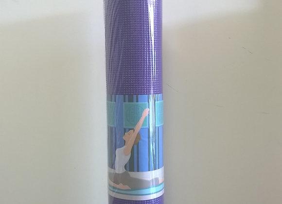 Tapete de Yoga - Roxo cód TPRX01