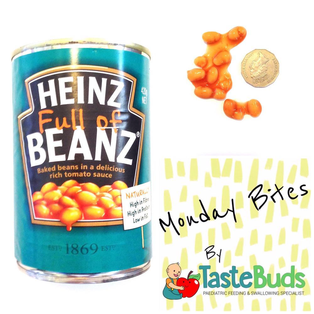Heinz Baked Beans baby finger food baby led weaning BLW picky eating fussy eater toddler meal ideas