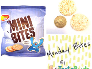 Monday Bites - Sunrice Mini Bites