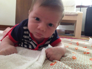 Tongue Tied on Tuesday – Episode 2 Tummy Time (and Why We Believe Anything)
