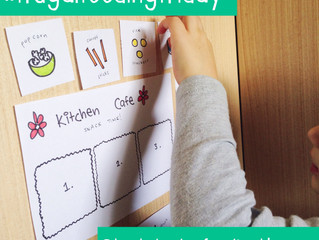 Picky toddler? Kitchen Cafe is open for business!