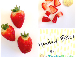 Monday Bites - Strawberries