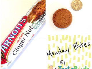 Monday Bites - Arnott's Ginger Nut Biscuits