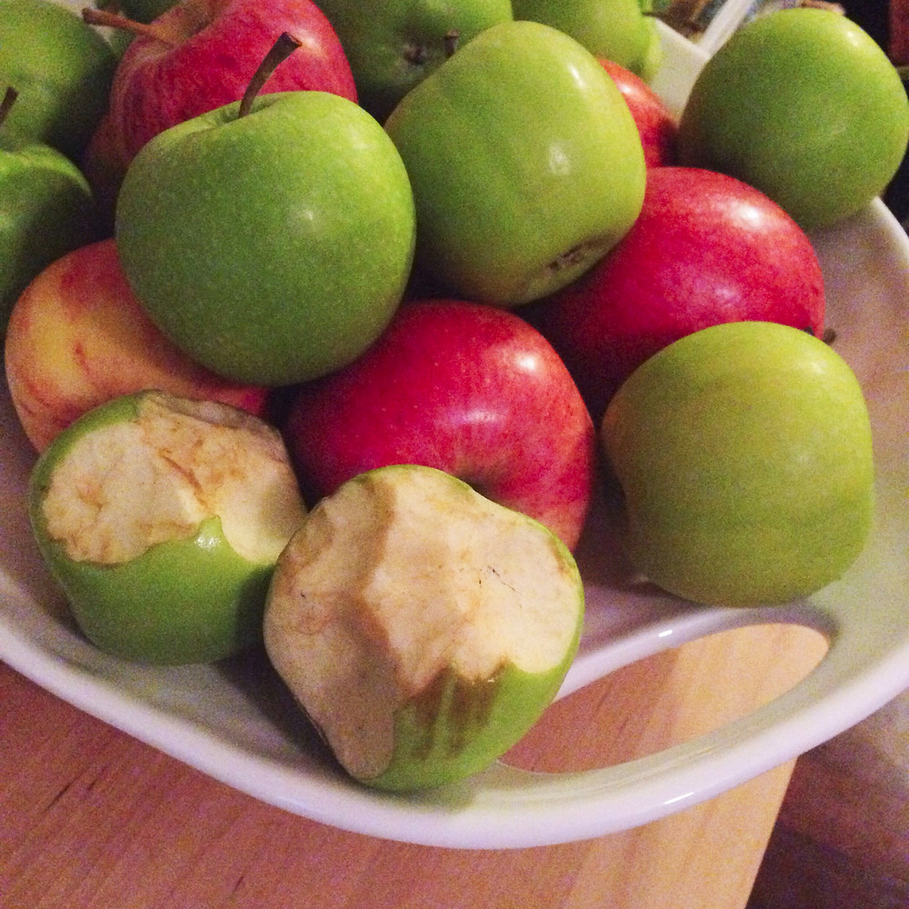 toddler bitten apple baby food muffin recipe baby led weaning fingerfood