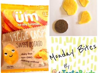 Monday Bites - Um Veggie Crisps