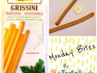 Monday Bites - Grissini Breadsticks