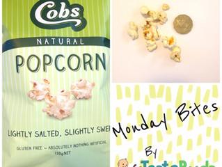 Monday Bites - Cobs Popcorn