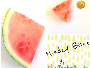 Monday Bites - Watermelon