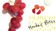 Monday Bites - Grapes