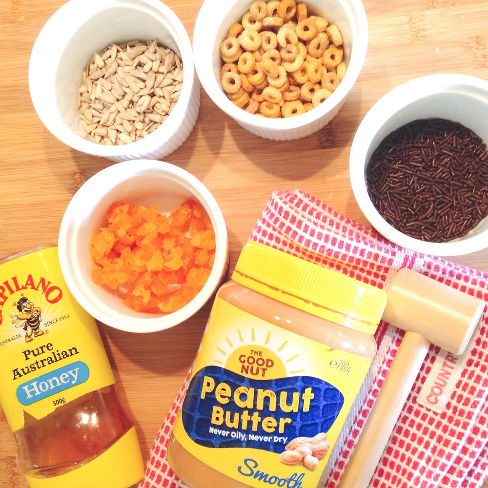 picky fussy eater iron rich food recipe peanut butter chocolate cheerios