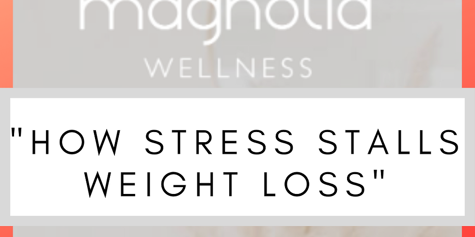 How Stress Stalls Weight Loss
