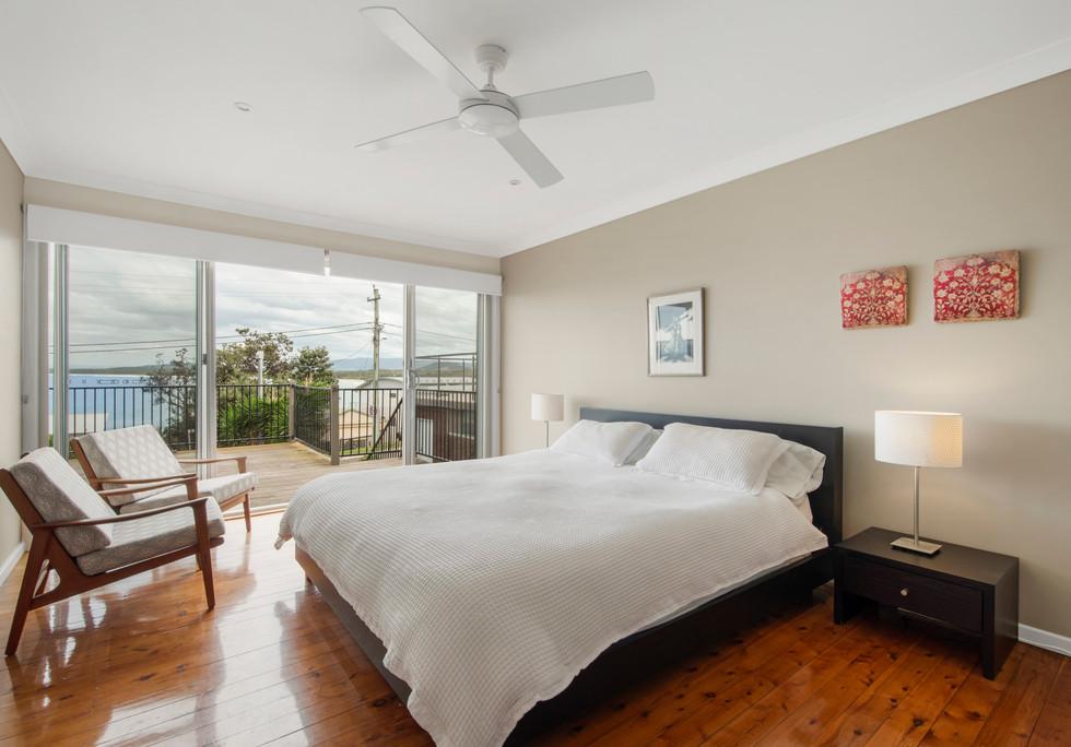 Gerroa Bedroom Photography