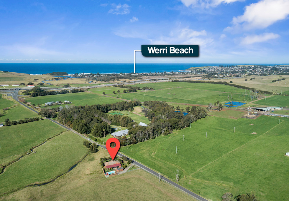 Aerial Photography South Coast