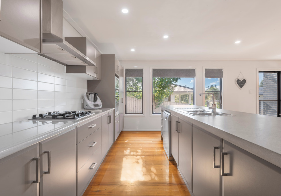 Professional Kitchen Photography