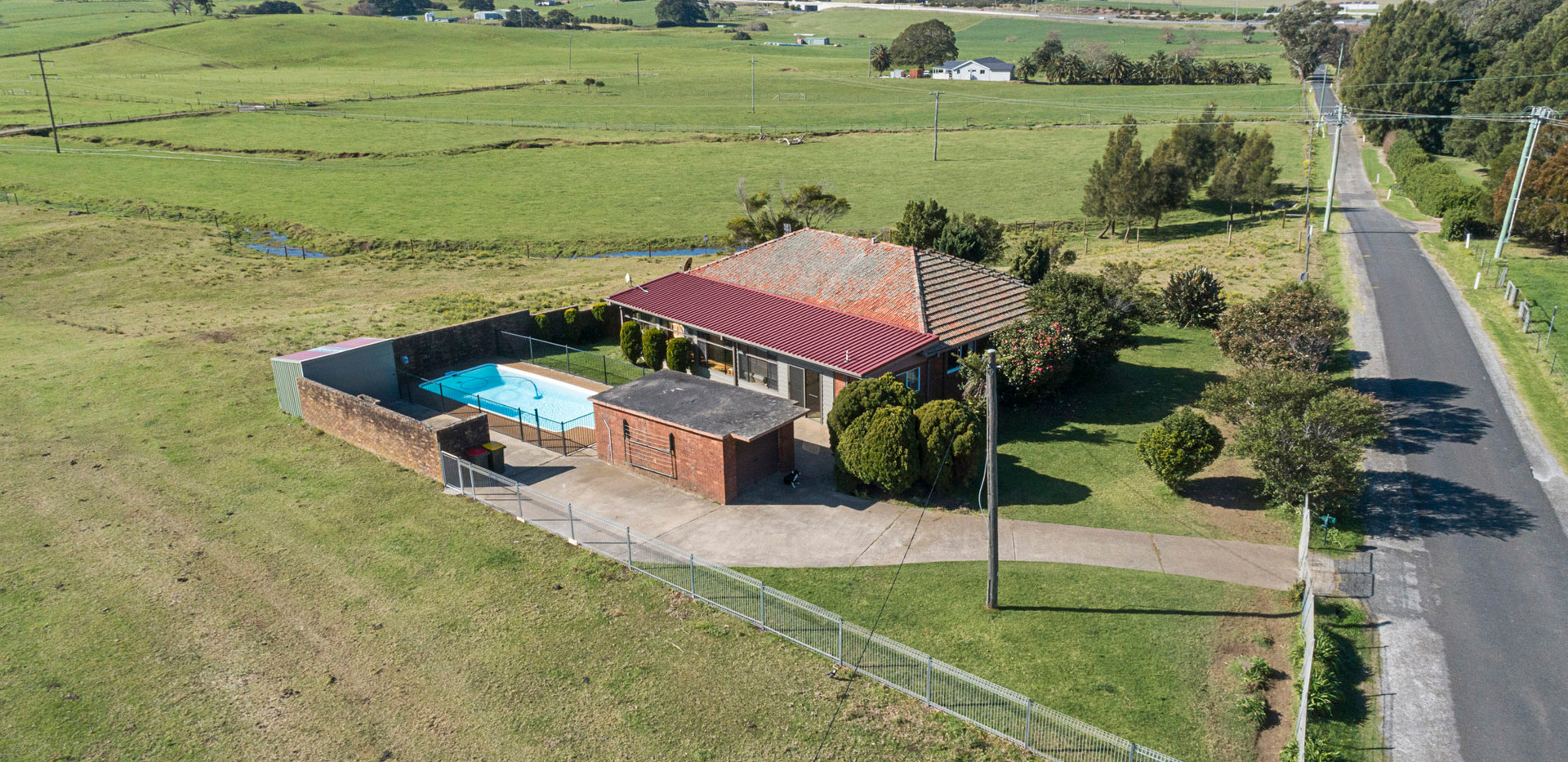 Aerial House Photography